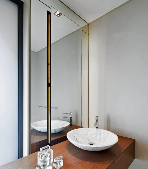 Formal Powder Room – Mosman